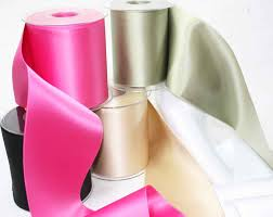 wide satin ribbon wide silk ribbon 100mm wide satin ribbon by the meter 17
