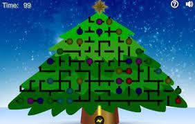 christmas tree light game light up the christmas tree game neatorama
