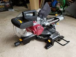 Table Saw Harbor Freight Harbor Freight 10 Inch Sliding Compound Miter Saw 61972