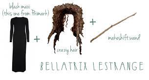 Bellatrix Halloween Costume 6 Inventive Halloween Costumes