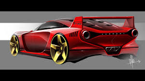 ferrari concept take a look at this ferrari f40 for the modern day top gear