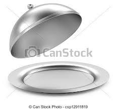 cloche cuisine cloche om blanc restaurant cloche restaurant métal
