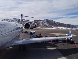 review of united flight from san francisco to aspen in economy