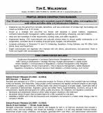 summary statements resume sample include areas of expertise for
