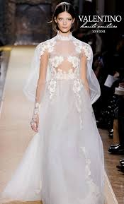 winter wedding dresses 2011 valentino haute couture fall winter 2011 2012