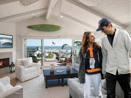 mayweather house inside mila kunis and ashton kutcher are moving into 8 million beach