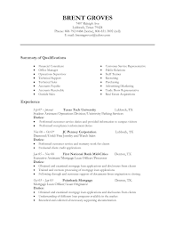 Sample Security Guard Resume No Experience Loan Officer Resume Free Resume Example And Writing Download