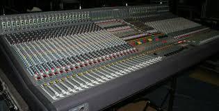 Sound Desk Midas Xl4 Analog Mixing Desk Gearsource