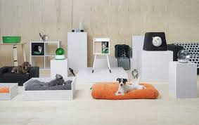 ikea u0027s new pet furniture collection is designed with veterinarians