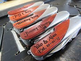 swiss army knife personalized best groomsmen gift personalized knife swiss army knife