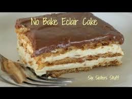best 25 no bake eclair cake ideas on pinterest chocolate eclair