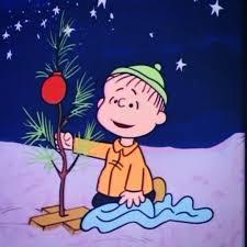 linus christmas tree 127 best brown christmas images on peanuts