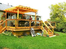 Backyard Deck Ideas with Gallery Of Floating Small Yard Deck Design Ideas Inspirations For