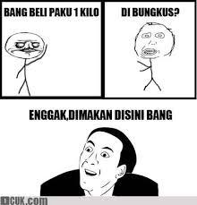 Meme Dan Rage Comic Indonesia - my experiment meme dan rage comic