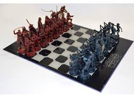 star wars chess sets star wars chess antique style edition 32 chess pieces