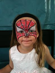 cool face painting for halloween spider face paint spiderman party pinterest face