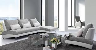 Gray Microfiber Sectional Sofa Living Room And Furniture Finding Sectional Sofa And Fresh