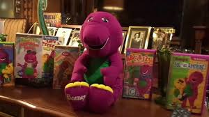 talking barney was first released in 1993 and they made four