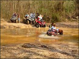 mudding four wheelers mississippi atv trails page 1