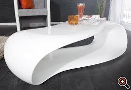 design tischle couchtisch weiß hochglanz designer tisch für das moderne