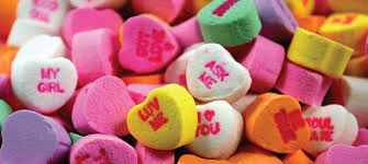 candy hearts candy hearts or martyrdom the real meaning of s day