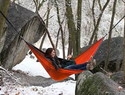 Portable Hammocks Portable Outdoor Camping Hammock Weather Resistant Lightweight