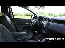 New Duster Interior Search Result Youtube Video Dacia Duster 2018 Video Test Review