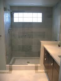 bathroom beautiful grey bathroom tile designs with white flooring beautiful grey bathroom tile designs with white flooring also small windows with brown cabinet