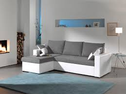 canapé d angle clic clac canape 4 place canap 4 places en velours brun plazza maisons du
