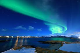 how do the northern lights happen this is norway northern lights