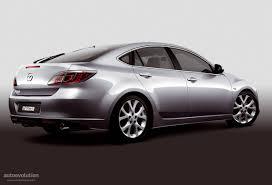 mazda 6 atenza hatchback specs 2007 2008 2009 2010 2011