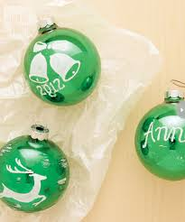 holiday craft vintage inspired christmas ornaments style at home