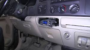 installation of a trailer brake controller on a 2005 ford f 250