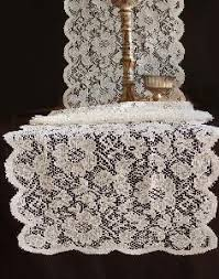 Lace Table Overlays Wholesale Lace Table Runners Overlays And Chair Sashes