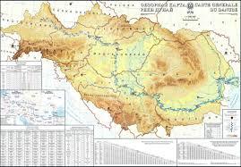 Map Of Romania Maps Of Romania And The Roman Empire
