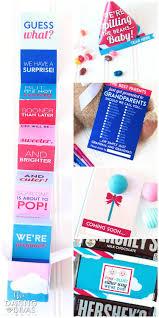 pregnancy gift ideas pregnancy announcement box the dating divas