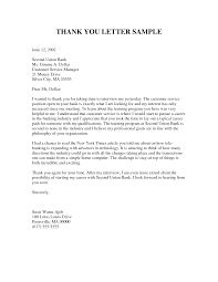Thank You Letter After Interview Project Manager Personal Support Worker Cover Letter