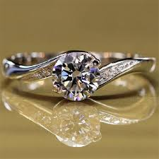 Inexpensive Wedding Rings by Best 20 Inexpensive Engagement Rings Ideas On Pinterest