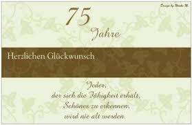 sprüche zum 75 geburtstag 75 jahre 75 geburtstag happy birthday sprüchekarte maxikarte