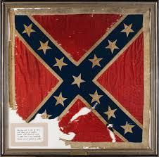 Nashville Flag Historic Valuable Civil War Flags Artifacts In Auction Dec 1 U0026 2