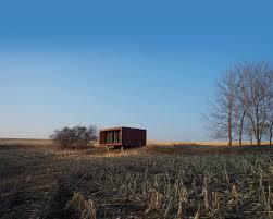 the arado weehouse a modern prefab cabin alchemy architects