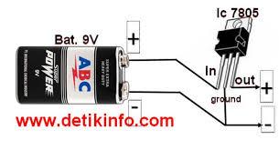 cara membuat powerbank menggunakan baterai abc cara membuat ces hp dengan baterai kotak 9 volt detik info