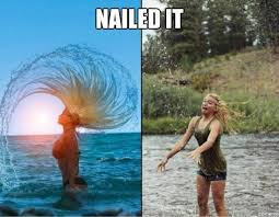 Nailed It Meme - hairwhip nailed it weknowmemes