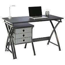 60 Inch Computer Desk Realspace Dawson 60 Computer Desk Desks Realspace Dawson 60 Inch