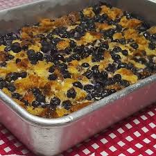 blueberry bread pudding teaspoon of spice two dietitians who