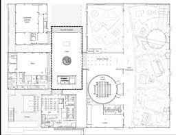 Center Hall Colonial Floor Plan Museum Design The Campaign For The National Museum Of The United