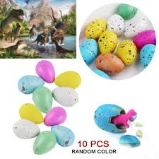 online shop 10pcs kid toy inflatable hatching dinosaur add water