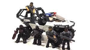 halo warthog mega bloks mega bloks halo nmpd troop transport warthog youtube