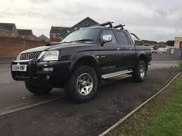 mitsubishi truck 2004 mitsubishi warrior l200 2004 in barry vale of glamorgan gumtree