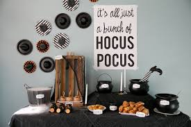 Halloween Party Ideas How To Throw A Hocus Pocus Halloween Party So Festive